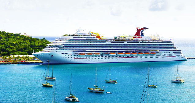 © 2019 Carnival Corporation. Carnival® and the Carnival logos are trademarks of Carnival Corporation. All rights reserved. Used under license. Ships' Registry: The Bahamas, Panama and Malta.